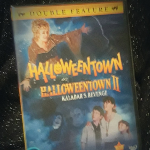 halloweentown 1 and 2 dvd